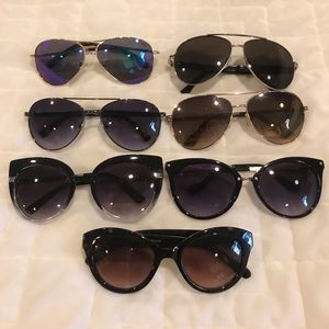 Accessories - Sunglasses Lot of 7